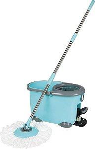 Esfregão Mop Mor Com Pedal Limpeza Prática
