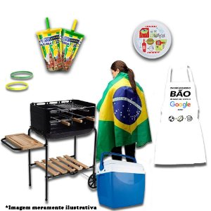 Kit Churrasco II