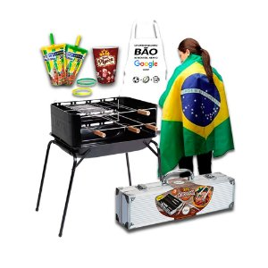 Kit Churrasco I
