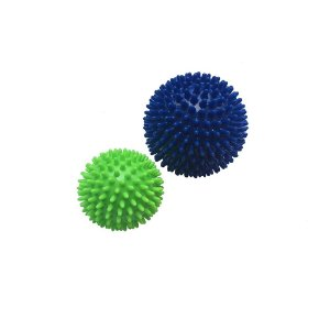 Kit de Bolas Proaction Spiky para Massagem 2 bolas