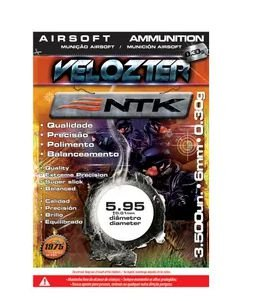 ESFERAS VELOZTER 0,25 - C / 4000 PC