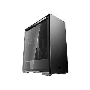 Gabinete Gamer Gamerstorm MACUBE 310P Black - GS-ATX-MACUBE310P-BKG0P