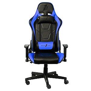 Cadeira Gamer 1STPLAYER FK2 Black and Blue - FK2BLACKANDBLUE