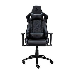 Cadeira Gamer 1STPLAYER DK1 Full Black - DK1BLACK