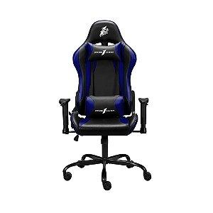 Cadeira Gamer 1STPLAYER S01 Black and Blue - S01BLACKANDBLUE