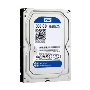 HDD Interno Western Digital *BLUE* 500 GB 7200rpm - WD5000AAKX