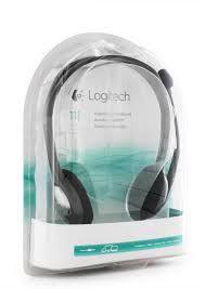 Headset LOGITECH H111 (981-000612)