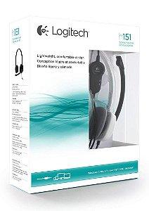 Headset LOGITECH H151 (981-000587)