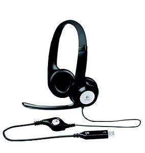Headset LOGITECH H390 (981-000014)