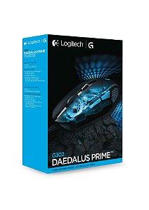 Mouse Gamer LOGITECH G302 DAEDALUS PRIME (910-004206)
