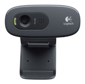 Webcam HD 720P LOGITECH C270 (960-000947)