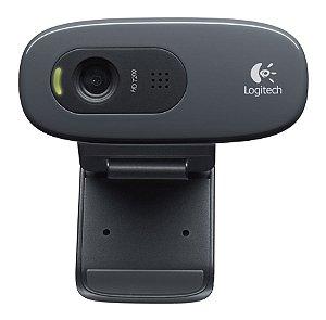 Webcam HD 720P LOGITECH C270 (960-000947)