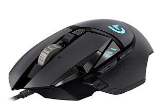 Mouse Gamer G502 PROTEUS SPECTRUM RGB LOGITECH 910-004616