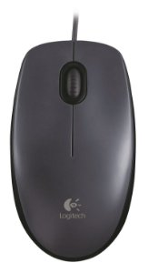 Mouse Optico Logitech USB M100 910-003241