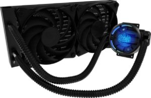 Water Cooler Cooler Master MasterLiquid Pro 240 MLY-D24M-A20MB-R1