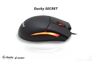 Mouse Ducky Channel SECRET c/ Flipper Mousepad - DMSE15O