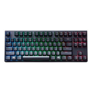 Teclado Mecânico Cooler Master MASTERKEYS PRO S RGB Switch MX Red - SGK-6030-KKCR1-US