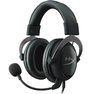 Headset Gamer HyperX 7.1 Cloud II - KHX-HSCP-GM