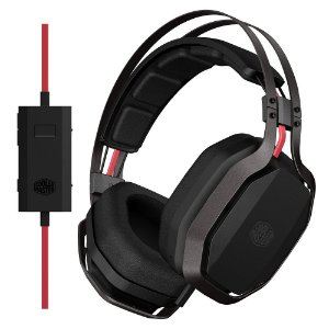 Headset Cooler Master MasterPulse Pro Over-Ear - SGH-4700-KKTA2