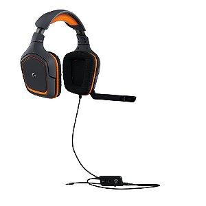 Headset Logitech G231 Prodigy - 981-000626