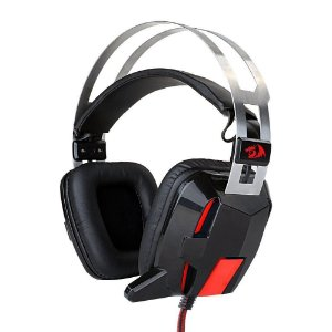 Headset Gamer Redragon LAGOPASMUTUS H201