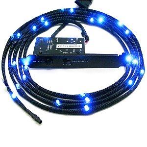 Fita de LED NZXT Azul com Controle - CB-LED10-BU