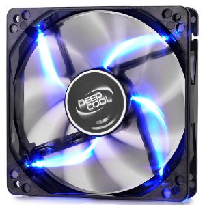 Case Fan DeepCool WIND BLADE 120 Led Azul