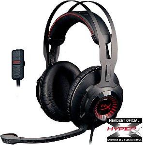 Headset Pro Gaming HyperX Cloud Revolver - HX-HSCR-BK/LA