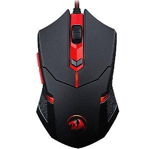 Mouse Gamer Redragon CENTROPHORUS V3 3200dpi - M601-V3