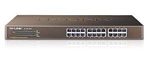 Switch 24 Portas Tp-Link MONTÁVEL EM RACK 10/100MBPS - TL-SF1024