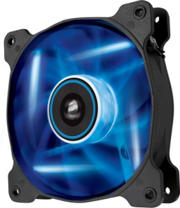Case Fan Corsair AIR SERIES AF120 QUIET EDITION COM LED AZUL - 120MM X 25MM