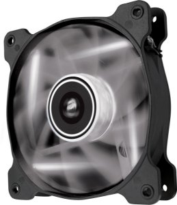 Case Fan Corsair AIR SERIES AF120 QUIET EDITION COM LED BRANCO - 120MM X 25MM
