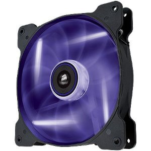 Case Fan Corsair AIR SERIES AF140 QUIET EDITION LED ROXO 140MM X 25MM CO-9050017-PLED