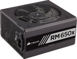Fonte Corsair ATX 650W RM650X FULL-MODULAR 80PLUS GOLD