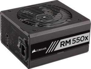 Fonte Corsair ATX 550W RM550X FULL-MODULAR 80PLUS GOLD