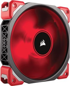 Case Fan Corsair ML120 PRO 120MM LED VERMELHO