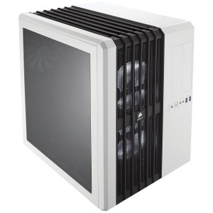 Gabinete Corsair MID TOWER CARBIDE SERIES AIR 540 ARTICO BRANCO ATX, MICRO ATX, E-ATX E MINI ITX