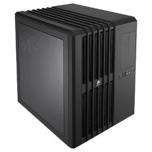 Gabinete Corsair MID TOWER CARBIDE SERIES AIR 540 COM ALTO FLUXO DE AR ATX, MICRO ATX, E-ATX E MINI ITX CC-9011030-WW