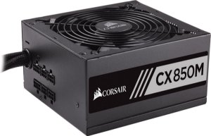 Fonte Corsair ATX 850W CX850M Modular 80PLUS BRONZE