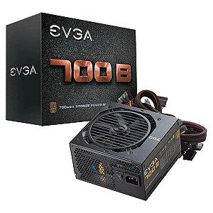 Fonte EVGA ATX 700W B1 80 PLUS BRONZE 100-B1-0700-K0
