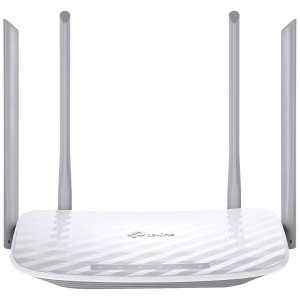 Roteador TP-Link WIRELESS DUAL BAND 2.4/5GHZ AC1200 ARCHER 4 ANTENAS C50 (EU)
