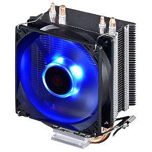 Cooler para Processador Pcyes ZERO KZ2 92mm LED AZUL