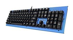 Teclado Mecanico Gamer Azio - MK-HUE-BU