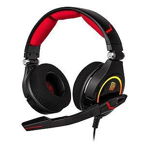 Headset Gamer Thermaltake TteSports Cronos RGB 7.1 DIGITAL 3D/USB PLUG HT-CRO-DIECBK-21