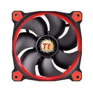 Case Fan Thermaltake Riing 12 Radiator Fan Led Red 1500RPM CL-F038-PL12RE-A