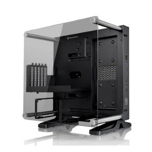 GABINETE Thermaltake TT Core P1 TG Black/Wall Mount/Tempered Glass CA1H900T1WN00