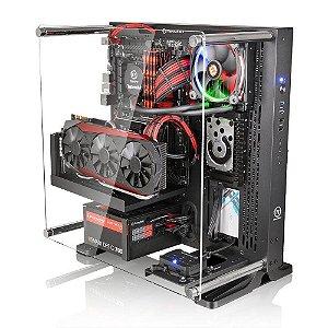 Gabinete Thermaltake TT Core P3 SE Blk/W Mount/Sgcc/No Riser Cabl CA-1G4-00M1WN-02