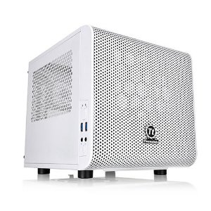 Gabinete Thermaltake TT Core V1 Snow Full White/WIN/SECC CA-1B8-00S6WN-01