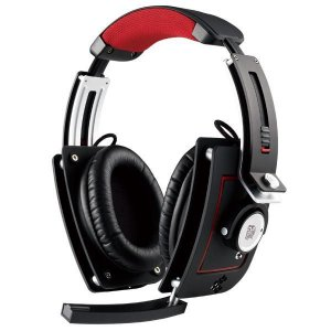 Headset Gamer Thermaltake TteSports LEVEL 10M GAMING EAR-CUP HT-LTM010ECBL