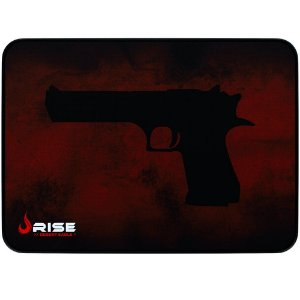 Mousepad Rise Gaming Desert Fibertek Médio - RG-MP-04-DE